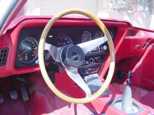 John S 1969 Opel Gt